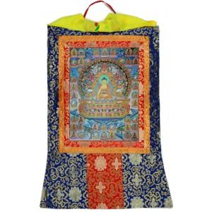 Thangka Shakyamuni Buddha Gautama Kunstdruck Mandala