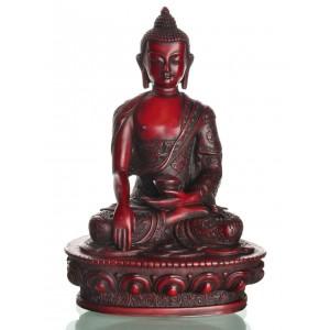 Akshobhya  / Shakyamuni 19 cm Buddha Statue Resin