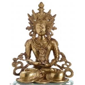 Amitayus -  Aparimita 36,5 cm Buddha Statue