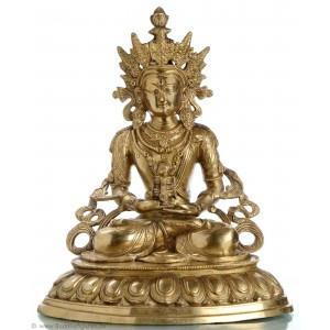 Amitayus - Aparimita 44,5 cm Buddha Statue