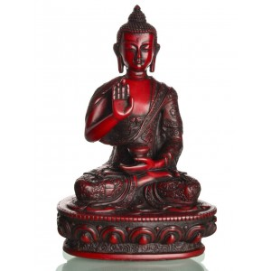 Amoghasiddhi  Buddha Statue 19 cm  Resin
