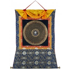 Thangka - Chenresig - Avalokitesvara