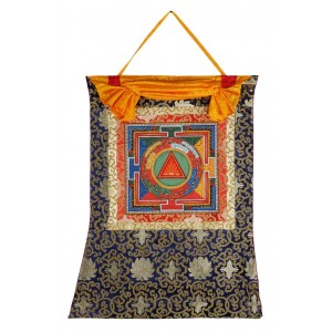 Thangka Yantra Tara III 66 x 83 cm