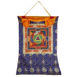 Thangka Yantra Shiva 66 x 83 cm