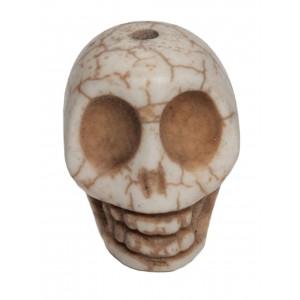 Totenkopf Perle Resin 2,1 cm