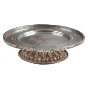 Mandala Teller mit Vishvadorje