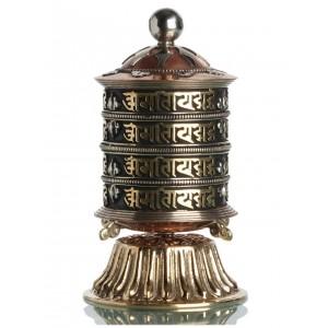 Tischgebetsmühle Kupfer - 15 cm