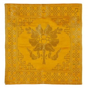 Kissenbezug Lotusblume 38 x 38 cm