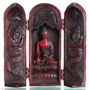 Buddha Schrein 20 cm