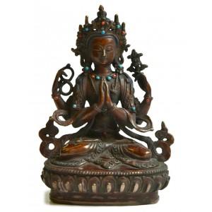 Chenrezig-Avalokiteshvara Buddha Statue