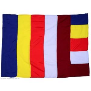 buddhistische flagge fahne