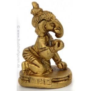 Ganesh knieend Statue