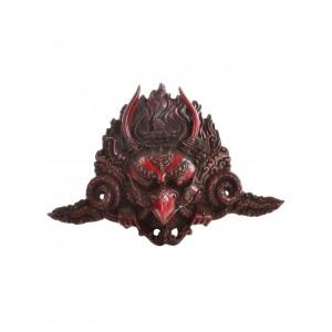 Garuda Maske Resin 19 cm