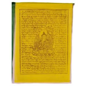 Gebetsfahnen Dukar (25 Blatt) 850 cm BW