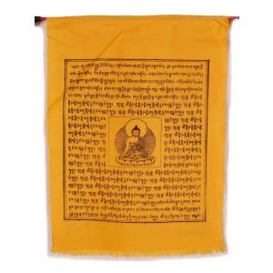 Gebetsfahnen Medizinbuddha (25 Blatt) 650 cm M