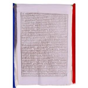 Gebetsfahnen Sampa-Lhundup  (25 Blatt) 850 cm M