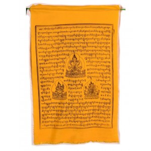 Gebetsfahnen Tsela-Namsun (25 Blatt) 850 cm M