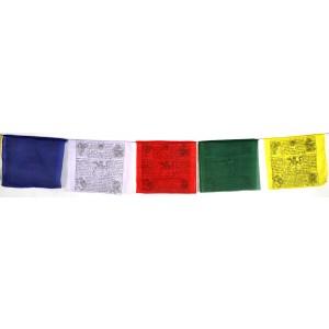 Gebetsfahnen (25 Blatt) 840 cm Lunghta (32x33cm) Premium  Qualität