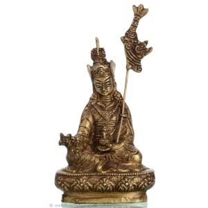 Padmasambhava - Guru Rinpoche 16 cm Messing Statue