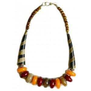 Halskette ethno schmuck
