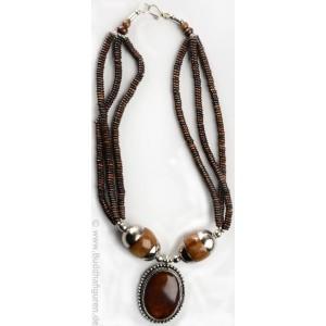 Halskette ethno schmuck tibet