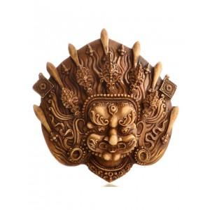 Mahakala Maske 14 cm Resin