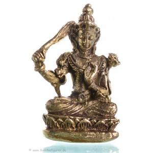 Manjushri 3,5 cm Messing