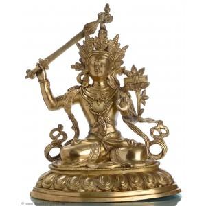 Manjushri  - Messing 48cm