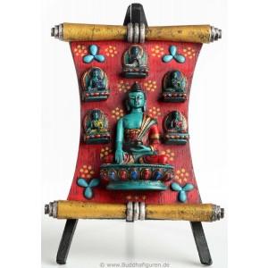 pancha buddha tafel