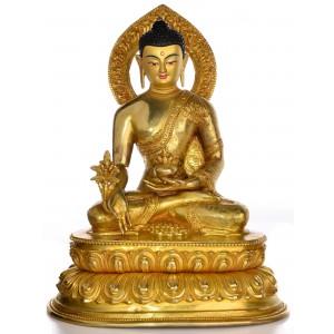 Medizin Buddha Statue antik