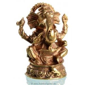 Ganesh - 3 cm  sitzend 5