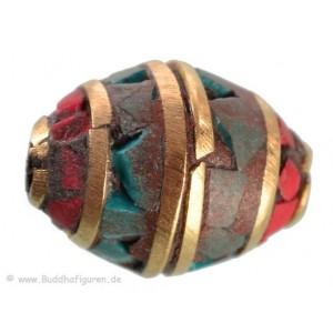 Tibetische Schmuck-Perlen 7