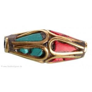 Tibetische Schmuck-Perlen 9