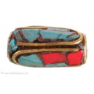 Tibetische Schmuck-Perlen 10