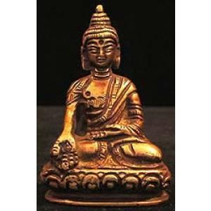 Ratnasambhava  8 cm Buddha Statue