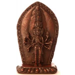 Avalokiteshvara - Chenresig 12,5 cm Buddha Statue Resin