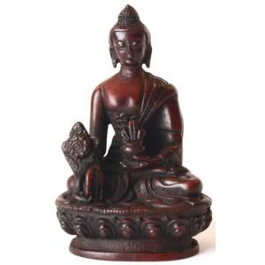 Medizinbuddha 11,5 cm Buddha Statue