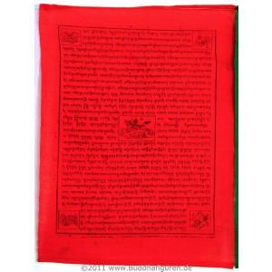 Gebetsfahnen  Baumwolle (25 Blatt)GALDEN CHHEMU 8,25m