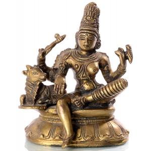 Shiva - Ardhanarisvari 12,5 cm