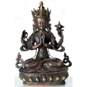 Avalokiteshvara - Chenresig  33 cm
