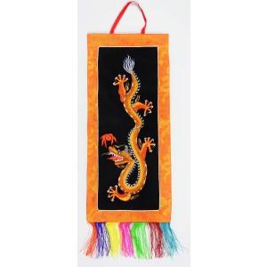 Wandbehang - Drache 62 cm x 28 cm