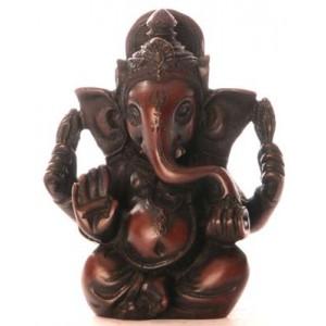 Ganesh Statue 8 cm Resin