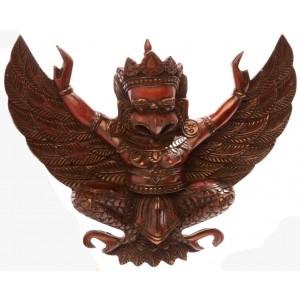 Garuda Maske Resin