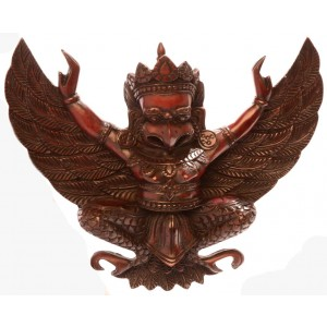 Garuda  Resin  20 cm
