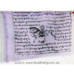 Gebetsfahnen (25 Blatt) 750 cm (29x30 cm)