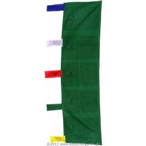 Gebetsfahne Gebetsstandarte grüne  Tara