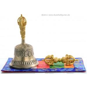 Ghanta Set - Glocke Lamaqualität
