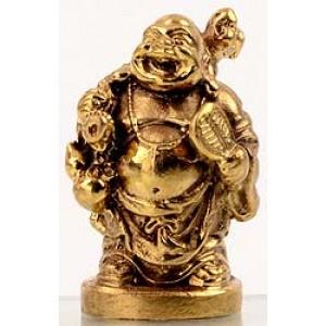 Lachender Buddha Statue 5,5 cm