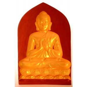Magic Buddha - Vairocana Resin