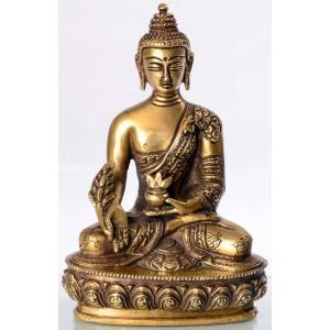Medizinbuddha 20 cm Buddha Statue